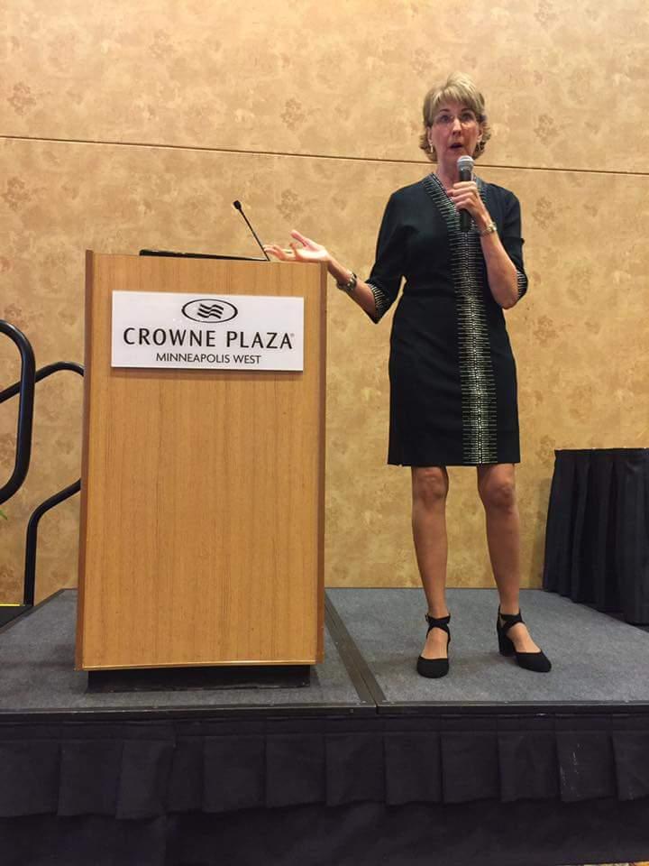 Keynote Speaker, Kay Frances