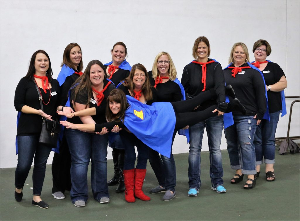 MFWCAA is full of super heros!