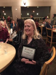 2017 Finacial Worker of the Year, Lois Sosenheimer